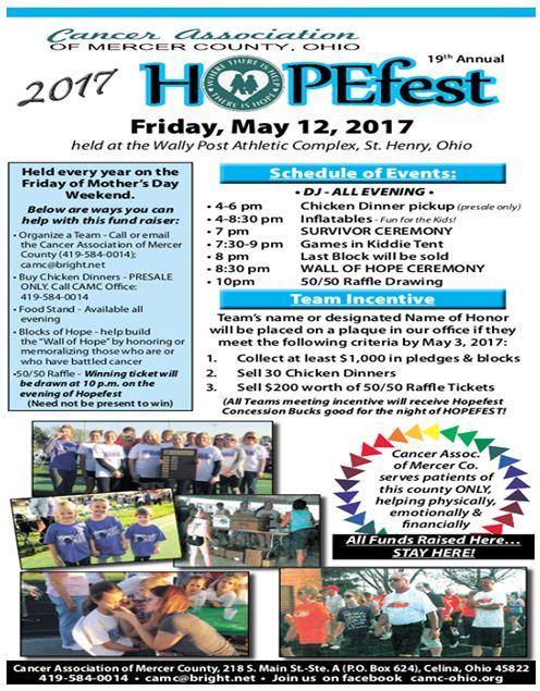 Hopefest 2017