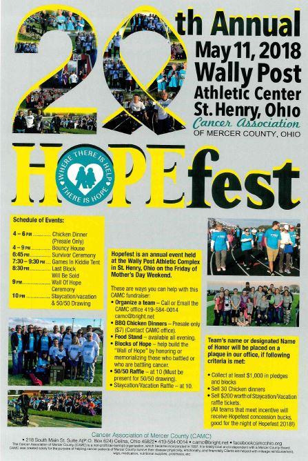 Hopefest 2018
